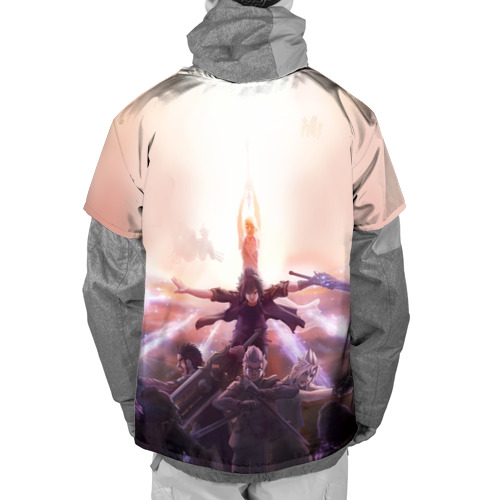 Накидка на куртку 3D  Фото 02, Final Fantasy  XV