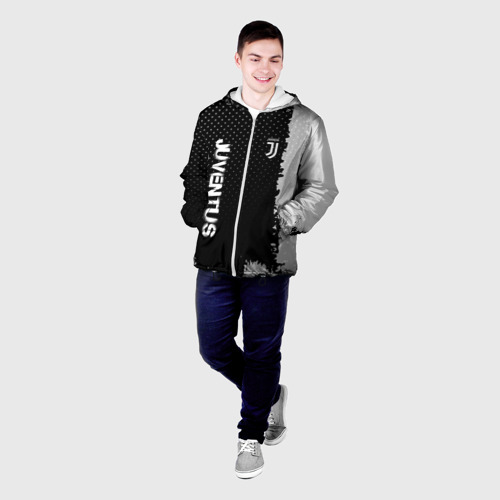 Мужская куртка 3D  Фото 03, Juventus sport