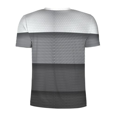 Мужская футболка 3D спортивная  Фото 02, Hyundai sport