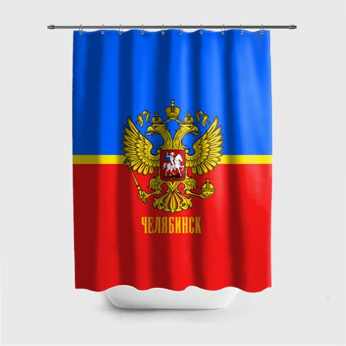 Штора 3D для ванной  Фото 01, Челябинск
