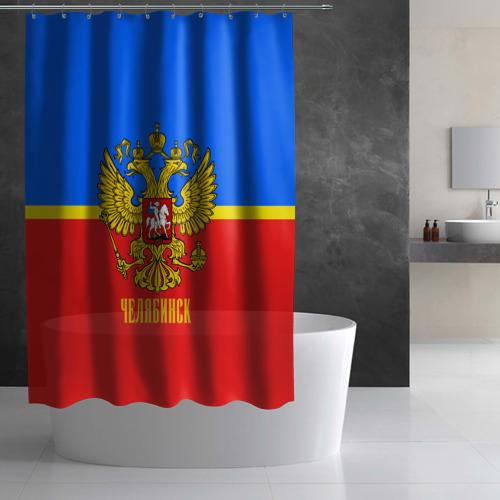 Штора 3D для ванной  Фото 03, Челябинск