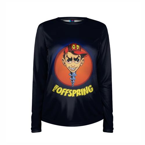 Женский лонгслив 3D для беременных  Фото 03, The Offspring