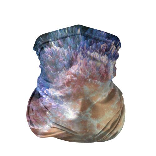 Бандана-труба 3D  Фото 01, Космический взрыв