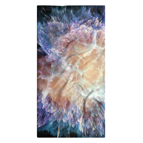 Бандана-труба 3D  Фото 07, Космический взрыв