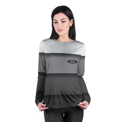 Женский лонгслив 3D для беременных  Фото 04, Ford sport