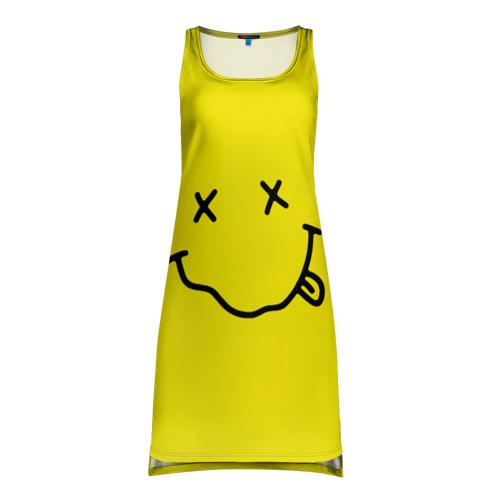Платье-майка 3D Nirvana