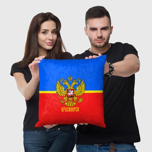 Подушка 3D  Фото 05, Красноярск