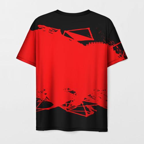 Мужская футболка 3D RAINBOW SIX SIEGE OUTBREAK   Фото 01