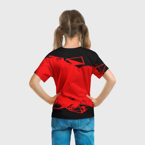 Детская футболка 3D RAINBOW SIX SIEGE OUTBREAK   Фото 01
