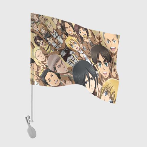 Флаг для автомобиля