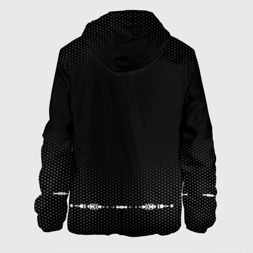 Мужская куртка 3D  Фото 02, Russia-collection black 2018