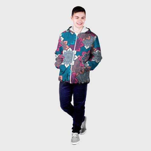 Мужская куртка 3D  Фото 03, Абстрактио #1
