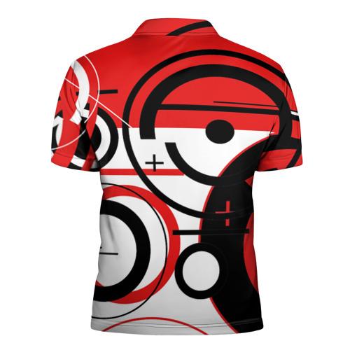 Мужская рубашка поло 3D  Фото 02, Без шансов, без вариантов