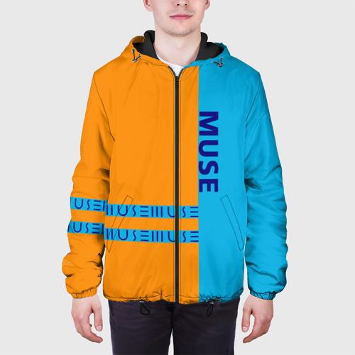 Мужская куртка 3D  Фото 04, Muse