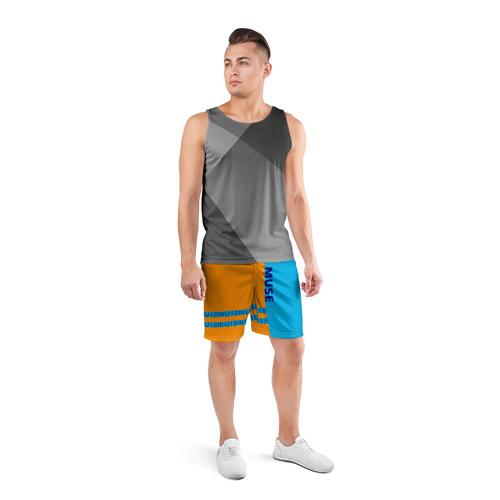 Мужские шорты спортивные Muse Фото 01