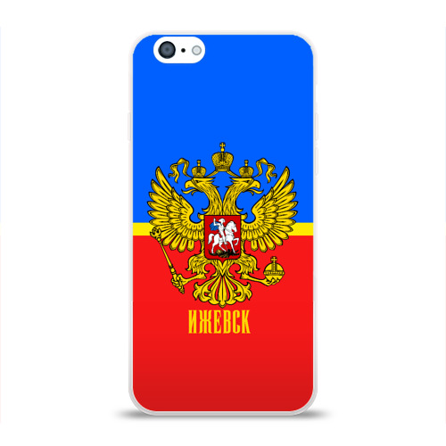Чехол для Apple iPhone 6 силиконовый глянцевый  Фото 01, Ижевск