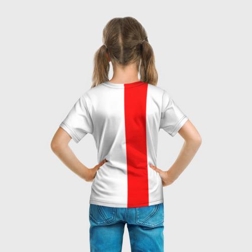 Детская футболка 3D СССР-white collection  Фото 01