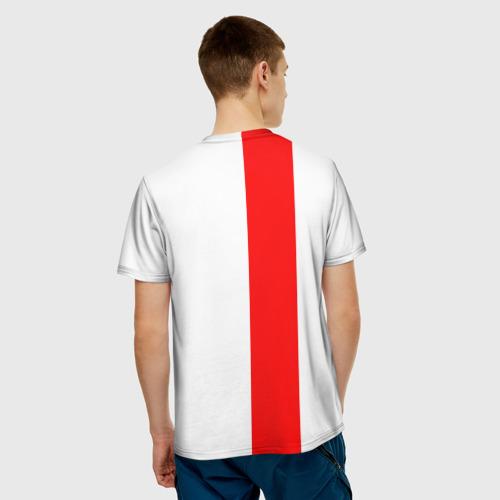Мужская футболка 3D СССР-white collection  Фото 01