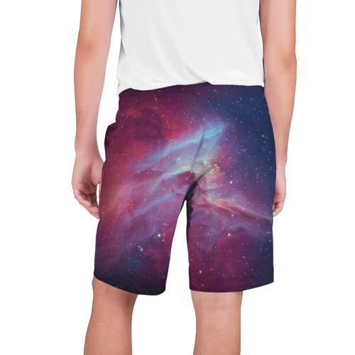 Мужские шорты 3D  Фото 02, Космос