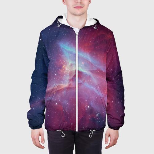 Мужская куртка 3D  Фото 04, Космос