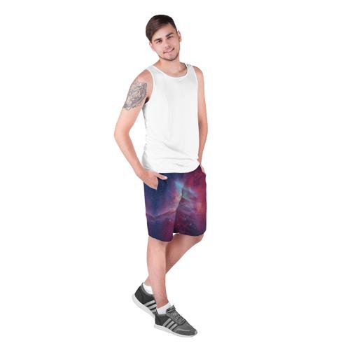 Мужские шорты 3D  Фото 03, Космос