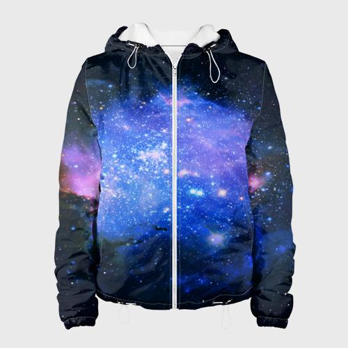 Женская куртка 3D  Фото 01, Звёзды космоса