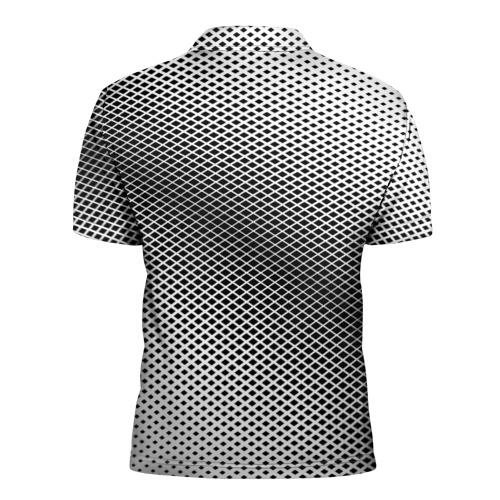 Мужская рубашка поло 3D  Фото 02, VOLKSWAGEN SPORT