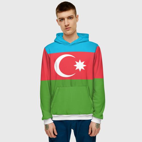 Мужская толстовка 3D  Фото 03, Азербайджан