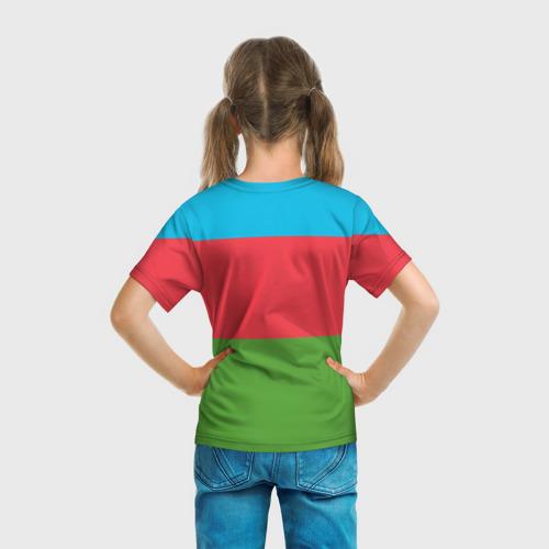 Детская футболка 3D  Фото 04, Азербайджан