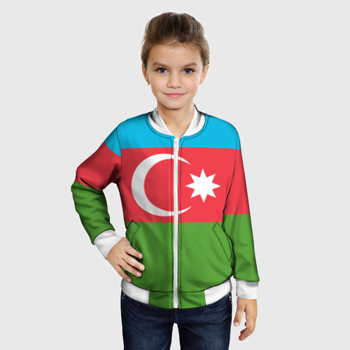 Детский бомбер 3D  Фото 06, Азербайджан