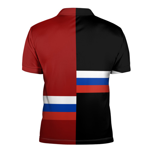 Мужская рубашка поло 3D  Фото 02, KHANTY-MANSIYSK (Ханты-Мансийск)