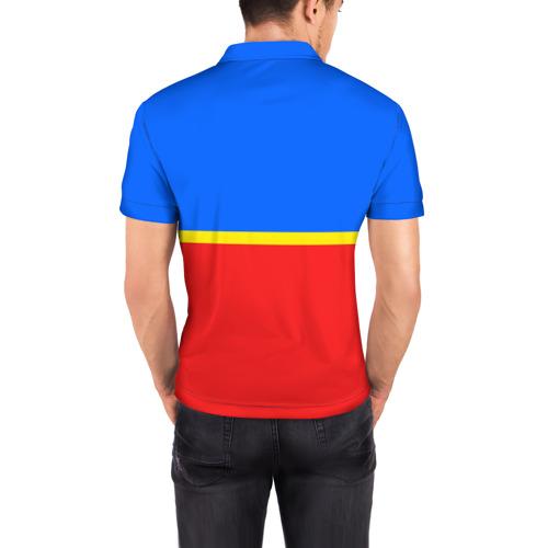 Мужская рубашка поло 3D  Фото 04, Кемерово