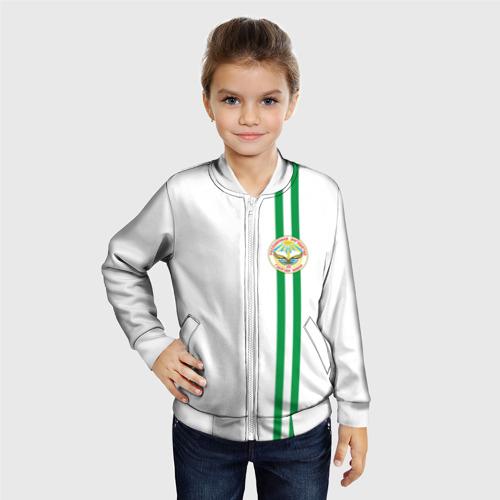 Детский бомбер 3D  Фото 06, Ингушетия, лента с гербом