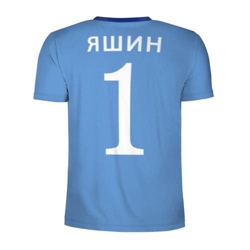 Мужская футболка 3D спортивная Лев Яшин ретро Фото 01