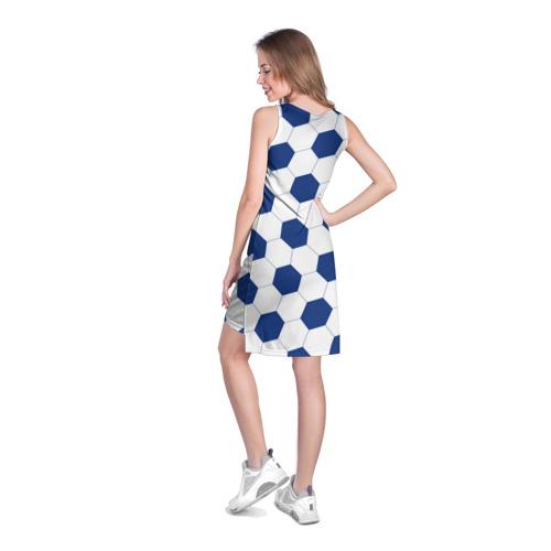 Платье-майка 3D  Фото 04, Real Madrid