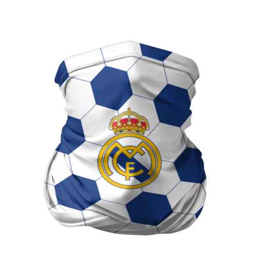 Бандана-труба 3D  Фото 01, Real Madrid