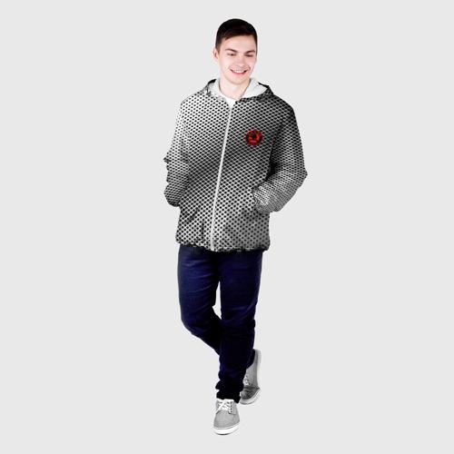 Мужская куртка 3D  Фото 03, SKODA SPORT