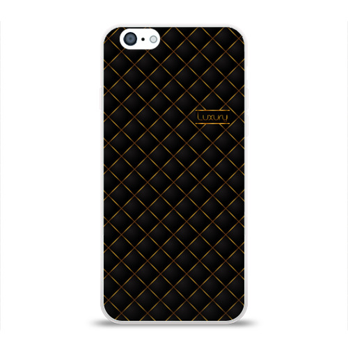 Чехол для Apple iPhone 6 силиконовый глянцевый  Фото 01, LUXURY