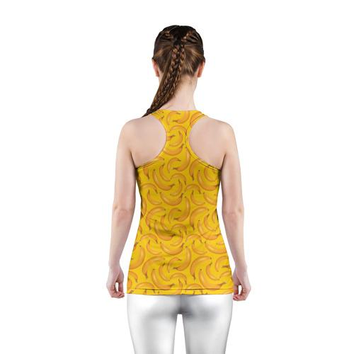 Женская майка 3D спортивная Banana? Фото 01