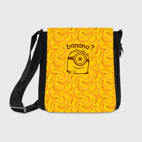 Сумка через плечо Banana? Фото 01