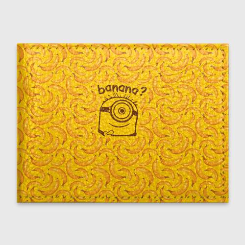 Обложка для студенческого билета Banana? Фото 01