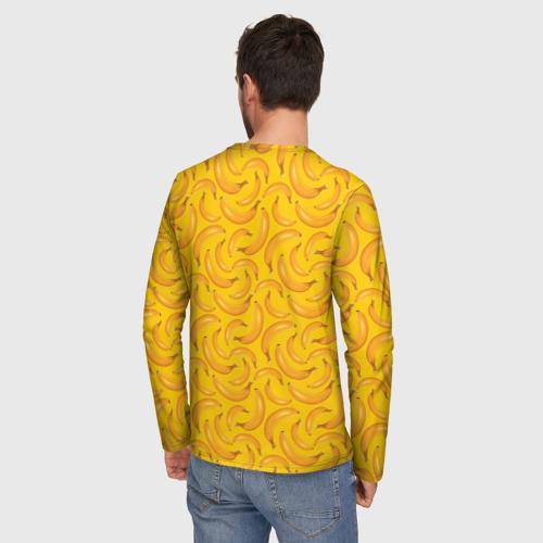 Мужской лонгслив 3D Banana? Фото 01