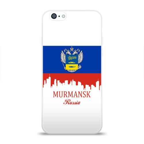 Чехол для Apple iPhone 6 силиконовый глянцевый  Фото 01, MURMANSK (Мурманск)