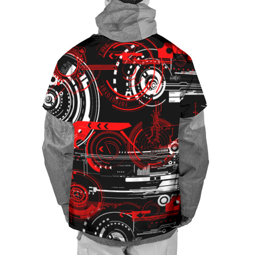 Накидка на куртку 3D  Фото 02, Counter Strike