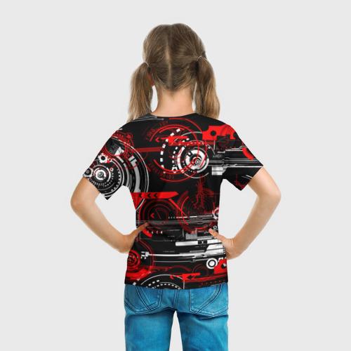 Детская футболка 3D  Фото 04, CS:GO