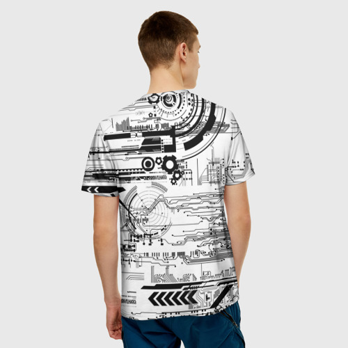 Мужская футболка 3D  Фото 02, Counter Strike