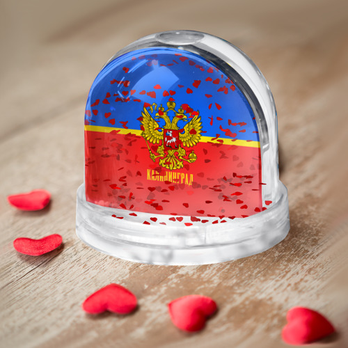 Водяной шар  Фото 04, Калининград