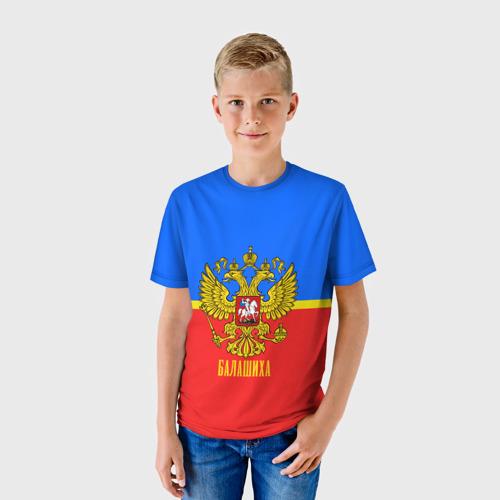 Детская футболка 3D  Фото 01, Балашиха