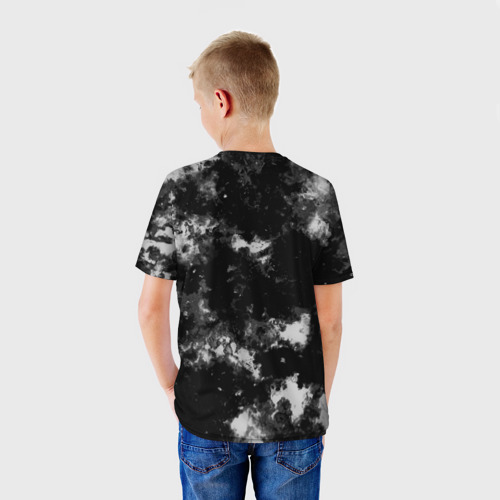 Детская футболка 3D  Фото 02, Skillet
