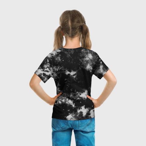 Детская футболка 3D  Фото 04, Skillet